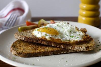 ساندويتش البيض على الطريقة الإيطالى