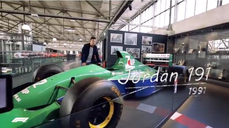 8 Fakta Menakjubkan tentang Debut F1 Schumacher yang Legendaris
