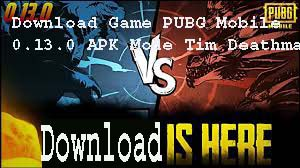 Download Game PUBG Mobile 0.13.0 APK - Mode Tim Deathmatch 1