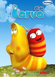 Kartun Larva Hilda Qwerty