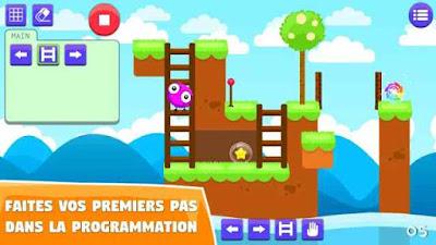 لعبة : Code Adventures