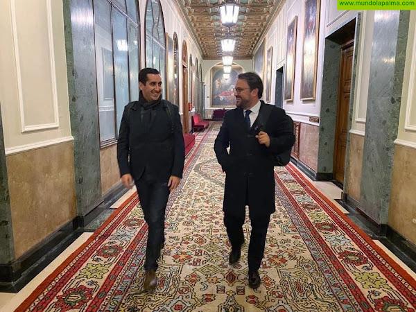 Antona y Pérez Sicilia piden al Gobierno de España que solicite los fondos de solidaridad de la Unión Europea