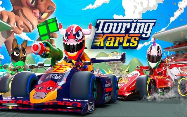 تحميل لعبة Touring Karts مجانا للكمبويتر