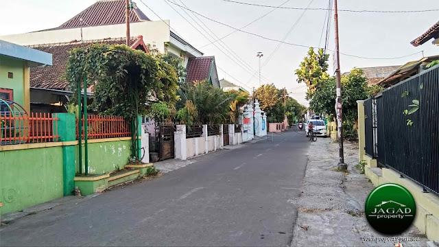 Tanah Bonus Rumah dekat Malioboro
