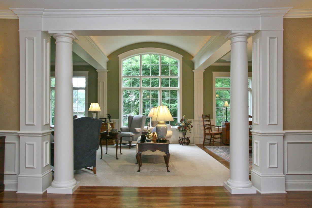 Dramatic Living Room Design | Living Room Interior Designs