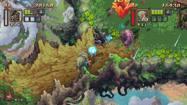 Battle Axe para Switch - Lalo el Druida