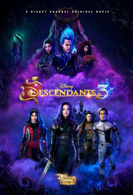 Descendants 3  2019   DVD   NTSC   Latino 