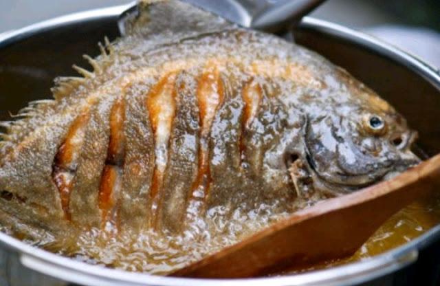 Cara Membuat Bumbu Ikan Goreng