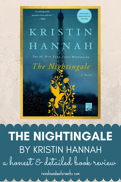 the best historical fiction WWII novel the nightingale by kristin hannah