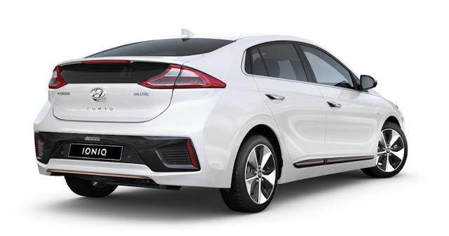 Elektromobil' Hyundai Ioniq