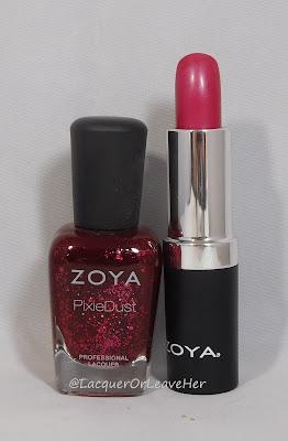 Zoya Izzy with Zoya Arianna