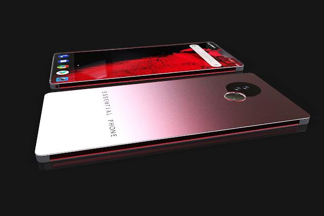 Essential Phone PH3 |  Bezel less Design | Concept