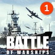 Battle of Warships MOD Apk (Unlimited Platinum) All Ships Unlocked