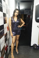 Sanjjanaa in a deep neck short dress spicy Pics 13 7 2017 ~  Exclusive Celebrities Galleries 006.JPG