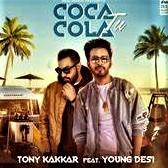 COCA COLA TU LYRICS - Hindi - English – Tony Kakkar - Young Desi
