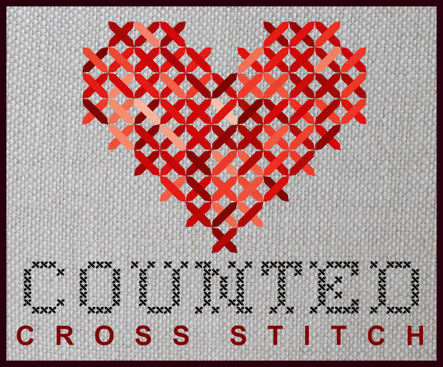 Love Counted Cross Stitch