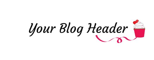 Blog Header Cupcake