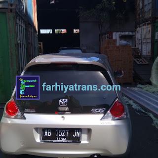 jasa kirim mobil Surabaya Kupang Yogyakarta kapal roro cargo ferry pelni container