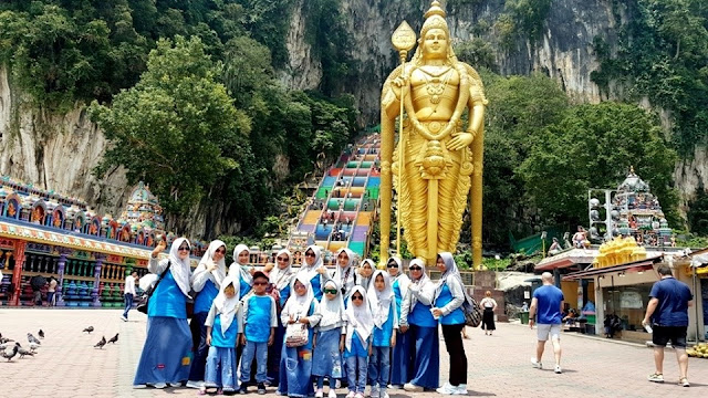 Paket Tour Malaysia 2D1N