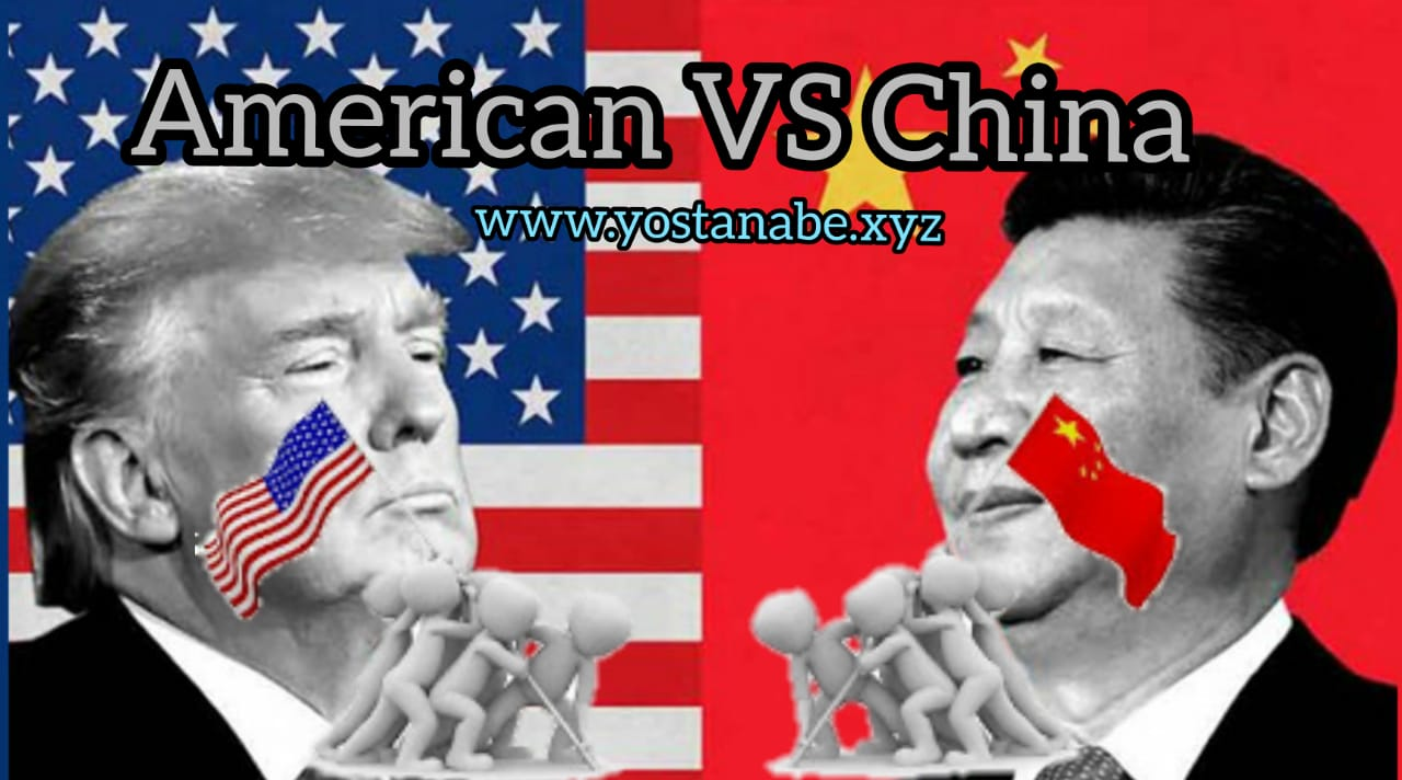 Amerika VS China Corona Adalah Konspirasi Militer AS