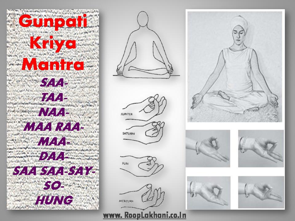 Ganpati Kriya Meditation