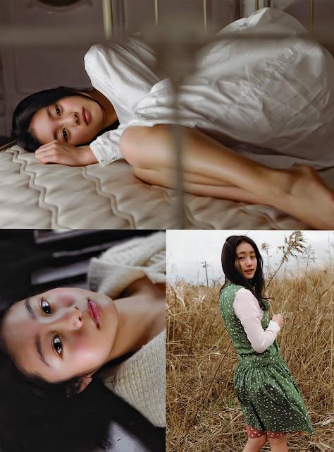 忽那汐里 Shiori Kutsuna FRIDAY November 2009