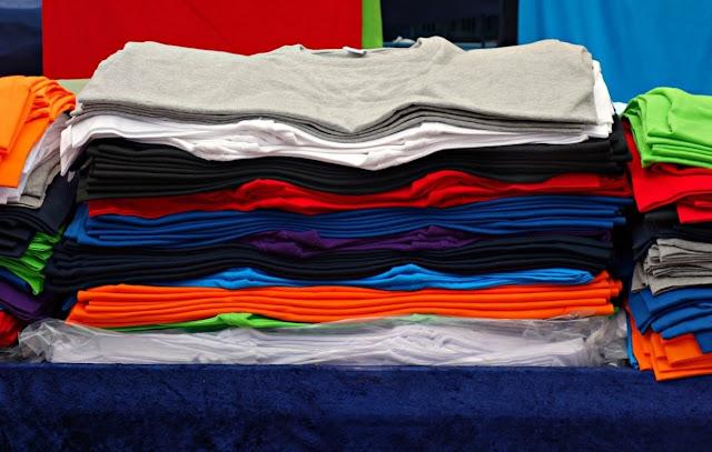Sudah Tahu Bahan Custom T-Shirt yang Cocok untuk Anak? Cek Disini