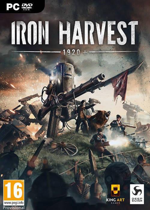 Descargar Iron Harvest Deluxe Edition PC