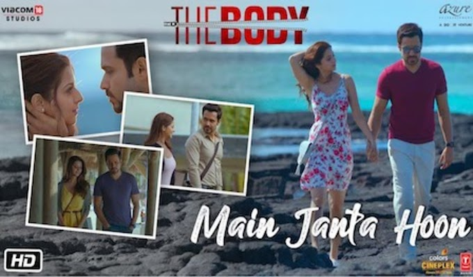 MAIN JANTA HOON LYRICS|The Body| Jubin Nautiyal