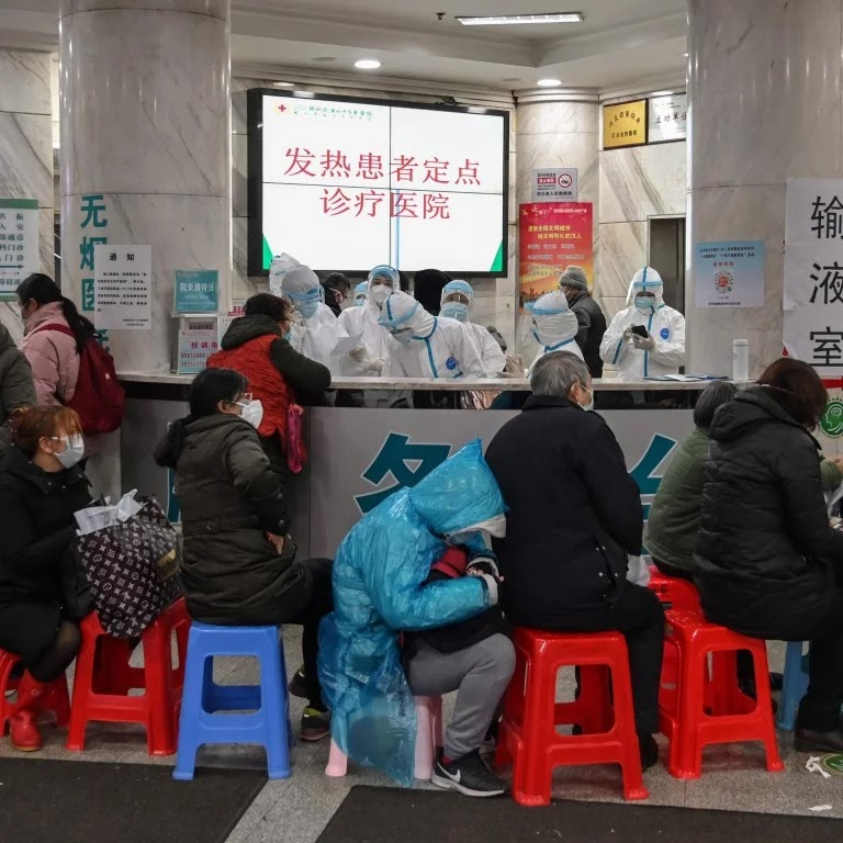 Warga China Seluruh Dunia: Kami Bukan Virus, Jangan Suuzon