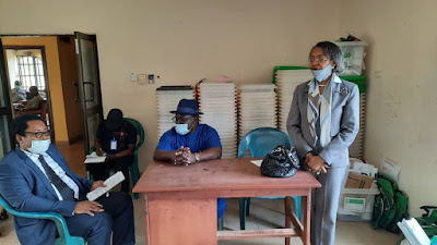 Edo 2020: INEC Begins Readiness Assessment Ahead of Election
