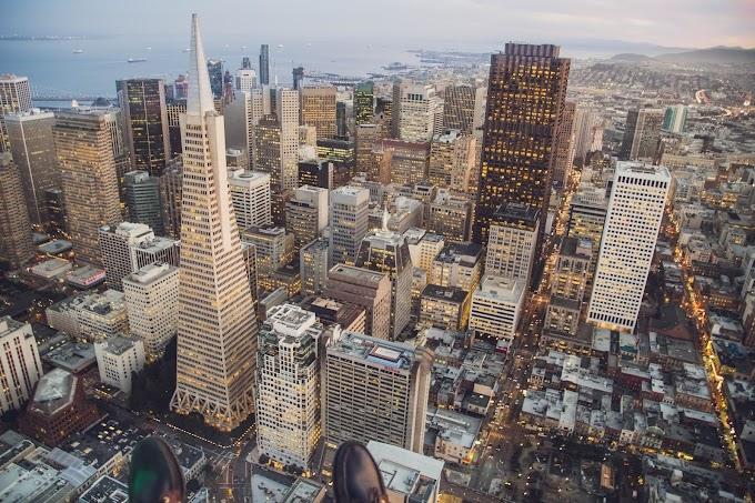 Cidades estão tão pesadas que começam a afundar na crosta