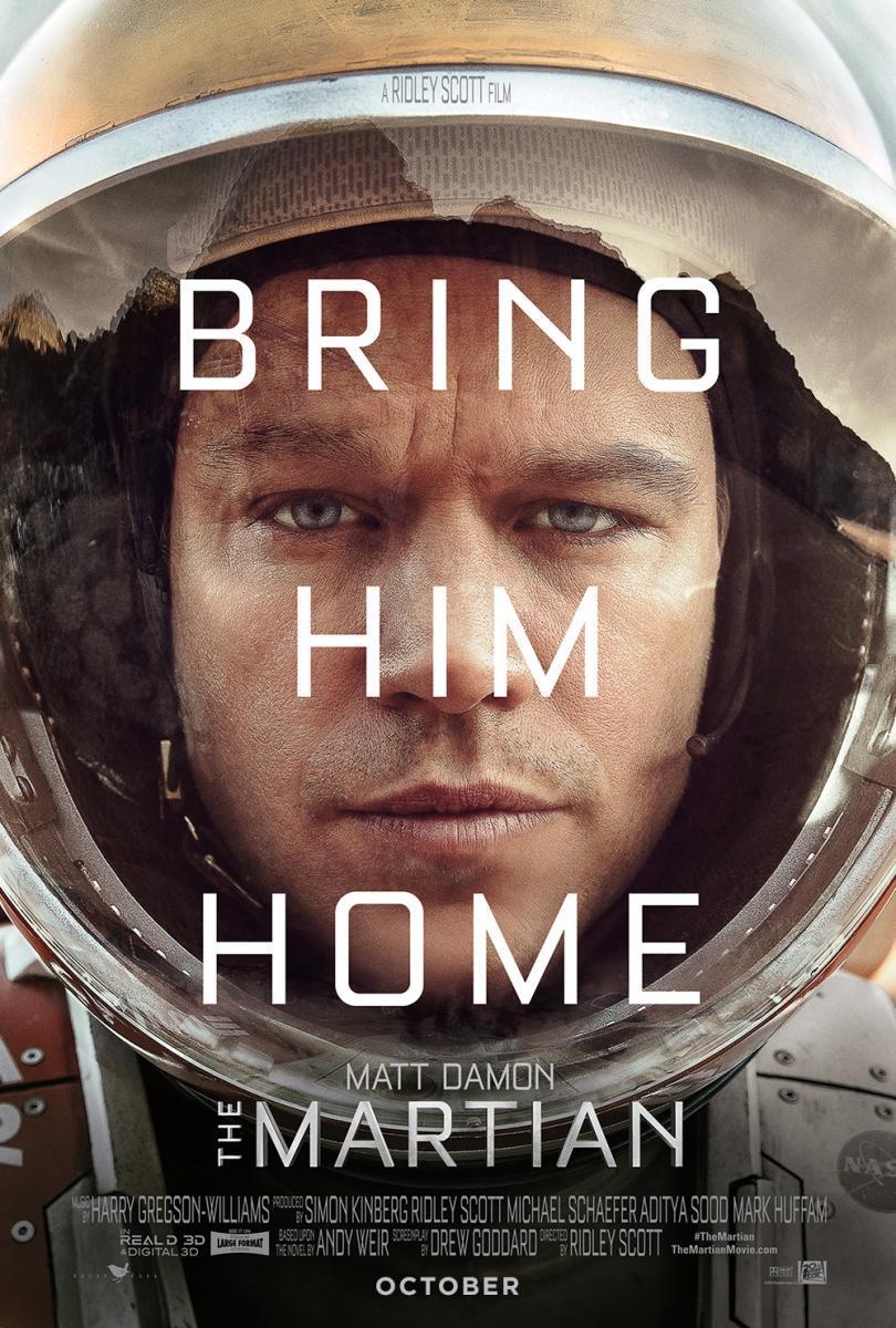 Download The Martian (2015) Full Movie in Hindi Dual Audio BluRay 1080p [3GB]