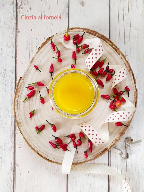 Crema di peperoncini gialli