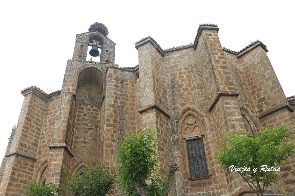 Iglesia de la Asunción, El Barco de Ávila