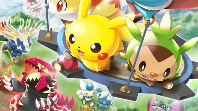 Download Pokémon Rumble Rush  for Android Latest Version