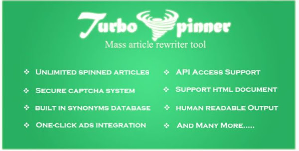 turbo spinner free tool