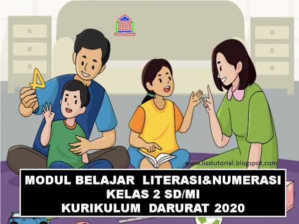 Modul Pembelajaran Jarak Jauh Kelas 2 SD Kurikulum Darurat Tahun 2020