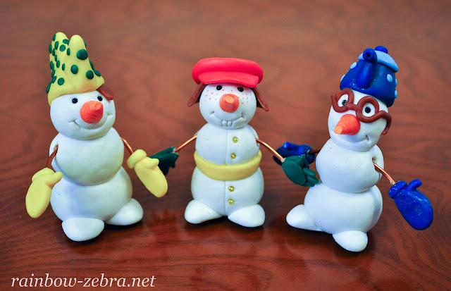 Снеговики из Дедморозовки