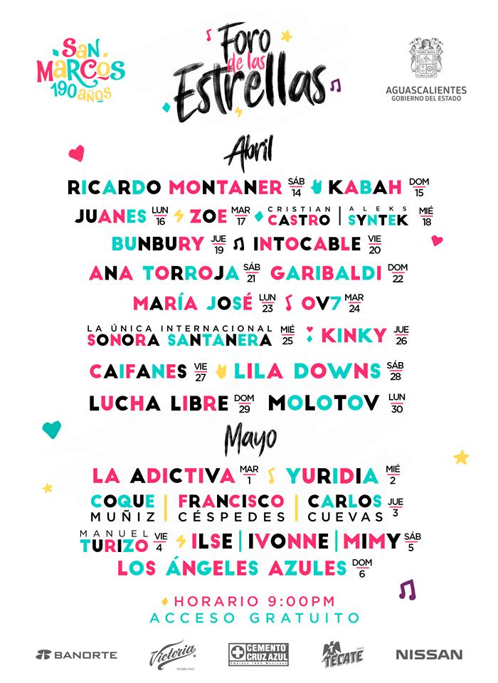 Teatro del Pueblo Feria San Marcos 2018 - Feria San Marcos 2019