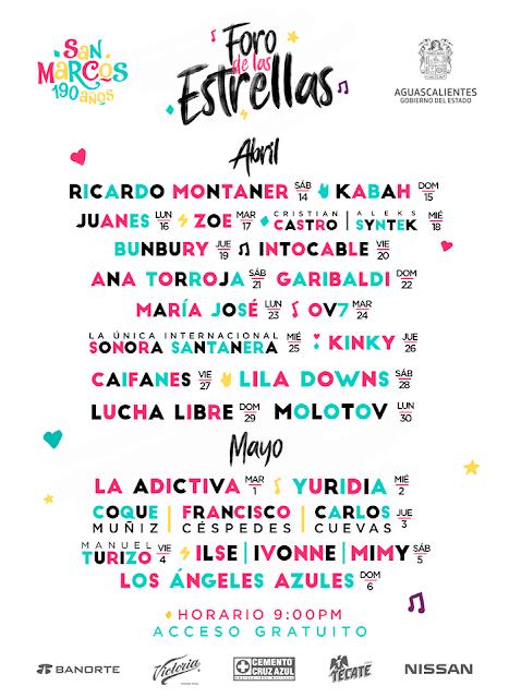 artistas teatro del pueblo feria san marcos 2018