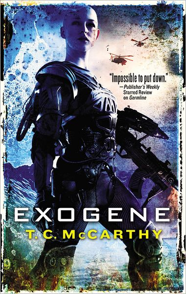 Interview with T.C. McCarthy and Giveaway - March 23, 2012