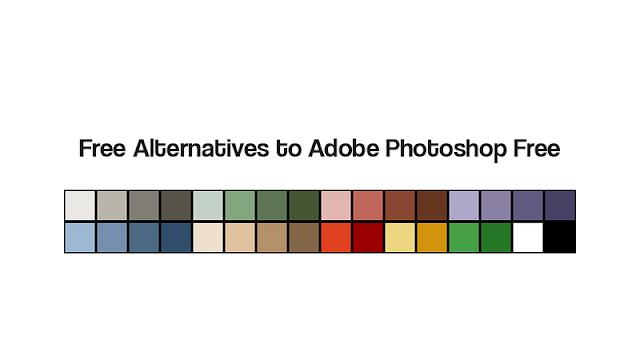 best free Photoshop alternatives in 2020