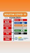 Testagem em massa em Elesbão Veloso: 100 testes em um único dia; nenhum resultado positivo.
