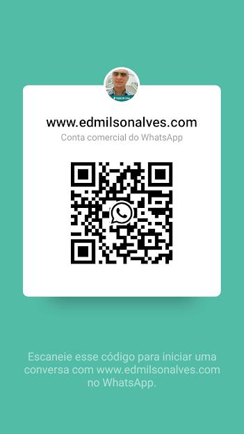 Fale pelo o Whats App