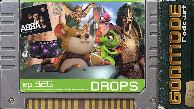 GODMODE 326 - DROPS