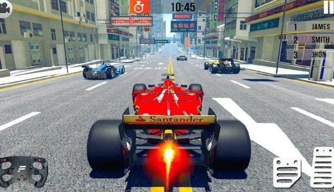 Game Formula 1 yang Seru di Android
