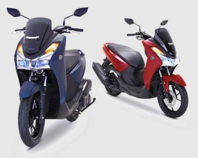 Review Impresi Saat Mencoba Yamaha Lexy 125 cc