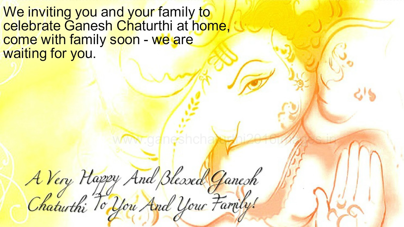 Ganesh puja invitation card 2017 all the best invitation in 2018 invitation letter format for ganesh puja newsinvitation co stopboris Images