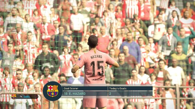 Download PES 2019 Gameplay